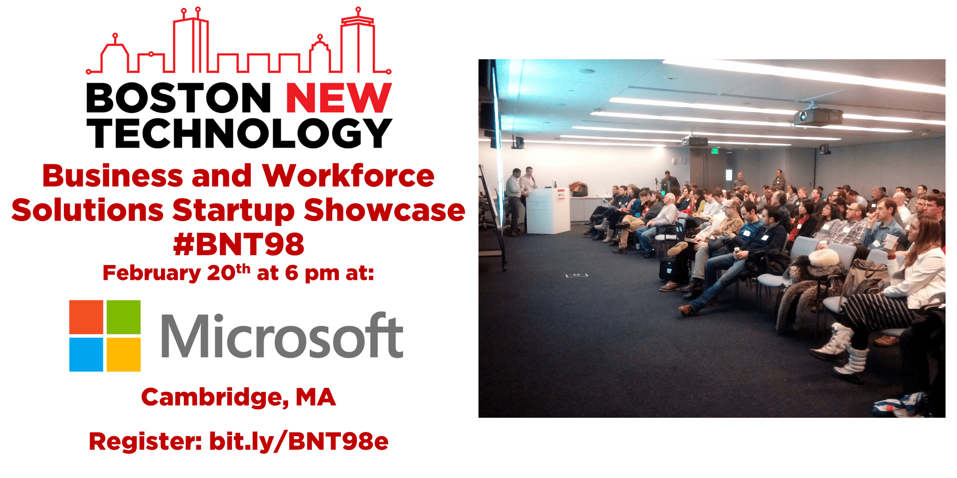 Boston New Technology Business and Workforce Solutions