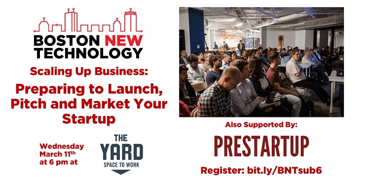 "Scaling Up Business: ""The PreStartup"" and ""Pillars for Achieving Startup, Small Business Success"" – Event Recap"