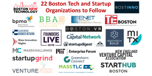 22 Boston Tech and Startup Organizations You Should Follow